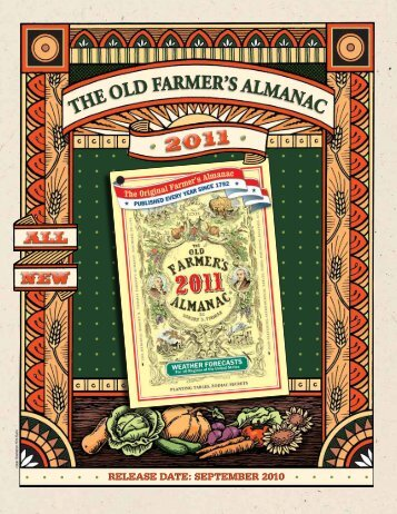old farmers almanac 201 pdf