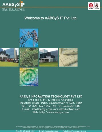 Welcome to AABSyS IT Pvt. Ltd.