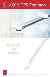 4011 GPS Compass Handbuch TnMOB V5 Rev A ... - ppm GmbH