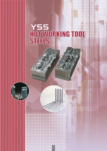 HOT WORKING TOOL STEELS - Hitachi Metals America, Ltd.