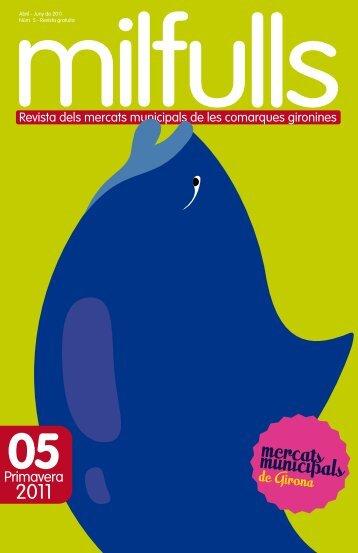 Revista Milfulls número 5 (PDF) - Diputació de Girona