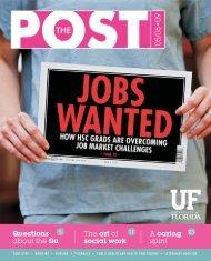 POST - UF Health Podcasts - University of Florida