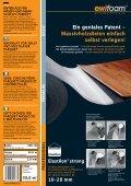 10,0 m2 - ewifoam-Schaumstoffe & Co,Trittschalldämmung ... - Page 3