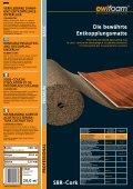 10,0 m2 - ewifoam-Schaumstoffe & Co,Trittschalldämmung ... - Page 5