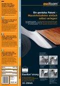 10,0 m2 - ewifoam-Schaumstoffe & Co,Trittschalldämmung ... - Page 7