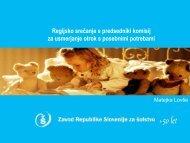 Nekateri poudarki v postopku usmerjanja (M. Lovše) - Zavod RS za ...