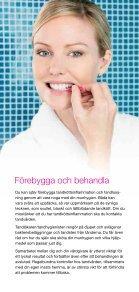 Tandköttsinflammation och tandlossning - TePe - Page 7