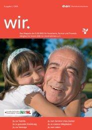 Ausgabe 2-2008 Ja, zur Familie Ja, zu gesunder ... - E.ON BKK