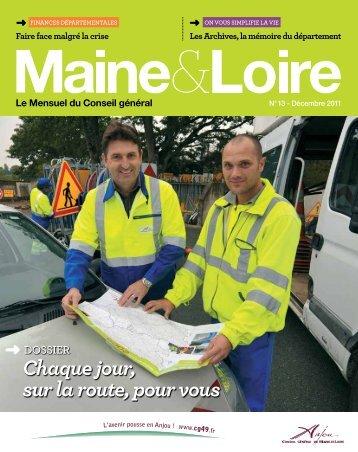 Télécharger ce numéro au format pdf - Conseil général de Maine-et ...