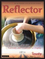 Reflector - Timothy Christian Schools