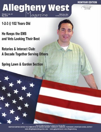 May 2010 - Allegheny West Magazine