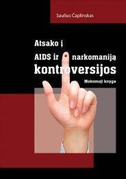 Knyga 2008 09_2 be EndNote.indd - Saulius Čaplinskas