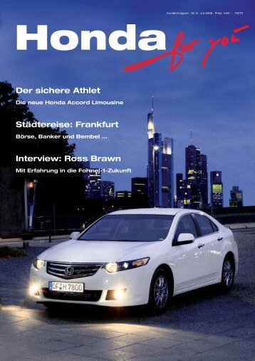 Honda for you - Hondaoldies.de