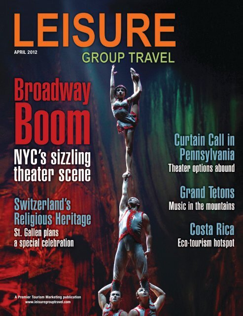 Download the Full Magazine - Leisure Group Travel