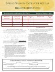 spring session extra curricular catalog - Aspen Academy - Page 4