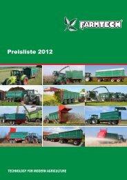 Preisliste 2012 - MLT