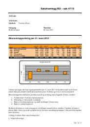 Saksframlegg BU – sak 47/13 - Bydel Grünerløkka