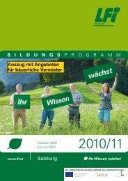 DAS LFI - Amt für Ernährung, Landwirtschaft und Forsten Traunstein