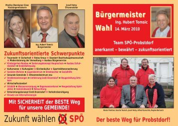 probstdorf folder