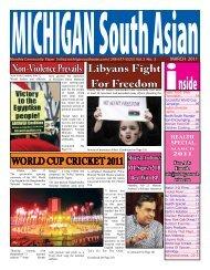 Mar 2011 - Michigan South Asian