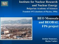 Project Overview - BEO Centre of Excellence