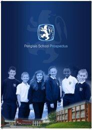 Prospectus - Penglais School