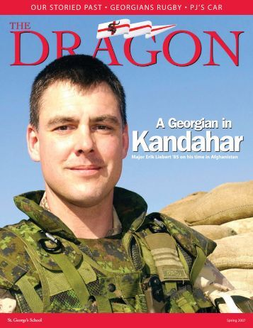 Dragon_Spring_2007:The Dragon - Spring 2007 - St. George's School
