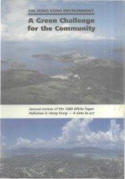 environment - HKU Libraries - The University of Hong Kong