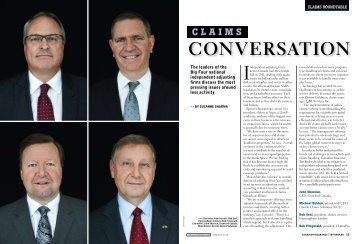 Claims Conversation - Crawford & Company