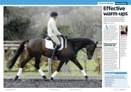 Effective warm-ups - Horses Inside Out