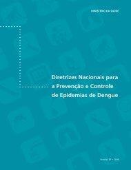 Diretrizes Nacionais para a Prevenção e Controle de Epidemias de ...