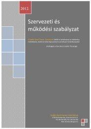SzMSz 2006 - Szalézi Szent Ferenc Gimnázium