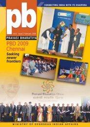 PBD 2009 Chennai - Overseas Indian