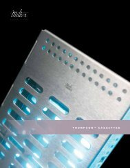 ThoMPSon™ CaSSETTES - Alpha Dental Supplies