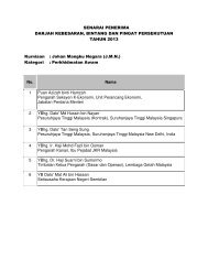 Johan Mangku Negara (JMN) - Bahagian Istiadat dan Urusetia ...