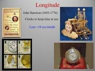 the engineering of clocks - ScienceBlogs