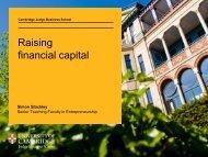 raising-financial-capital