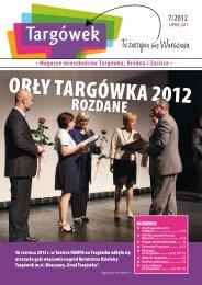 7/2012 - Urząd Dzielnicy Targówek m.st. Warszawy