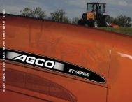 AB05066_ST bro.indd - AGCO Iron