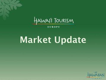 2014 Europe Market Plan - Hawaii Tourism Authority
