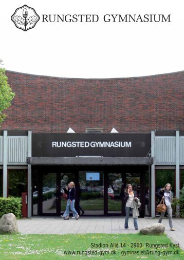 Valgfag - Rungsted Gymnasium
