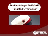 klik her! - Rungsted Gymnasium