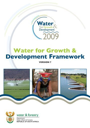 Water for Growth and Development - iwrm