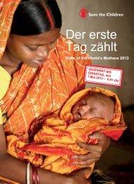 Save the Child Report 2013 - Österreichische LIGA für Kinder-und ...