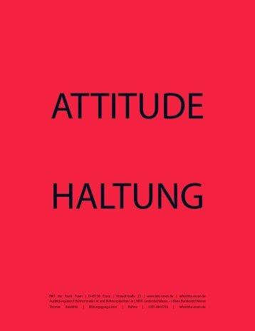 Dokumentation der Azubis zum Projekt Attitude - Berufskolleg Ost ...