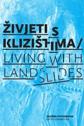 Živjeti s klizištima, brošura - Zagreb.hr