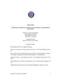 Informe Final - Departamento de Biología - ULS