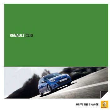 RENAULT CLIO - Stand Sintra