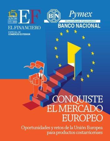 CONQUISTE EL MERCADO EUROPEO - elfinancierocr.com