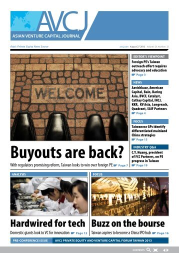 Download the digital edition - AVCJ